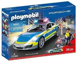 Playmobil city action porsche politie