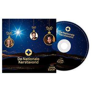 Vraag gratis een van de 4 kerst cd's of kleurboek aan
