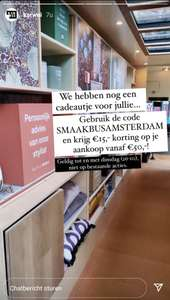 Kortingscode Karwei: € 15,- korting bij besteding vanaf € 50,-