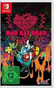 Mad Rat Dead (Nintendo Switch of Sony PS4) @Amazon DE