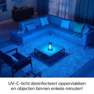 Philips UV-C desinfecterende tafellamp (bol.com)