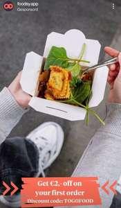 Eten of drinken met €2 korting op het station met de Foodsy-app (o.a Subway, Burger King en Julia's)