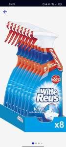 Witte Reus Spray Badkamerreiniger - Voordeelverpakking - 8 x 750 ml