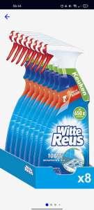 Witte Reus Spray Keukenreiniger - Voordeelverpakking - 8 x 750 ml