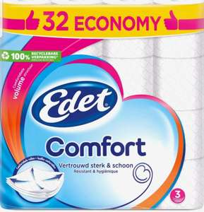 Edet toiletpapier 32 rollen