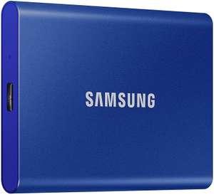 Samsung T7 Portable 1TB SSD @Mediamarkt