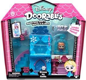 Doorables 35013 - Thema Speelset - Frozen Ijskasteel
