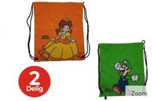 2-Delig - Luigi En Daisy Gymtas