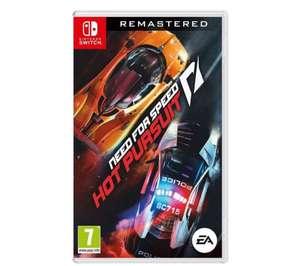 Need for Speed: Hot Pursuit Remastered voor de Nintendo Switch