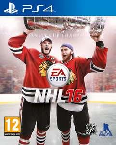 EA SPORTS™ NHL® 16 (PS4) voor $19.79 @ PSN US