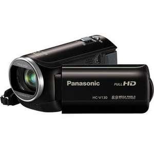 Panasonic HC-V130 videocamera voor € 99,- @ Koopjeskampioen
