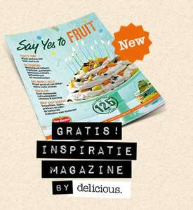 [UPDATE] GRATIS Say Yes to Fruit magazine @ Del Monte