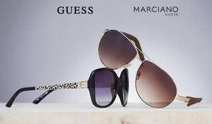 Guess zonnebrillen al voor €30,50 incl verzending @ Showroomprivé