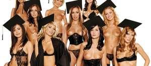 18+, gratis digitale editie Playboy studentes versie