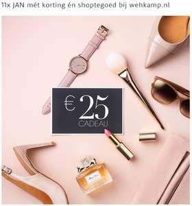 11x Jan Magazine + Wehkamp bon t.w.v. €25 voor €33,90 (=€0,81 per editie) @ Jan Magazine