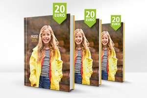 Fotoalbums, 5 formaten, alle diktes (tot 96 pagina's!)
