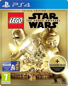 LEGO Star Wars The Force Awakens Deluxe Edition PS4/Xone @ Bol.com