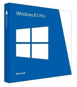 Windows 8.1 Pro OEM voor €8 @ OnlineGameKeys