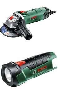 Bosch PWS 700-115 Haakse slijper en Bosch Pli 10,8 Li Acculamp zonder Accu voor €17,99 per stuk @ Redcoon