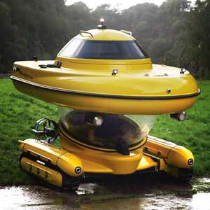 Sub-Surface Watercraft voertuig (Duikboot) @ MegaGadgets