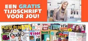Gratis tijdschrift naar keuze in je bus @ Tijdschrift365/Sanoma
