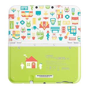New Nintendo 3DS XL Limited Edition + Animal Crossing: Happy Home Designer €162,82 @ amazon.de