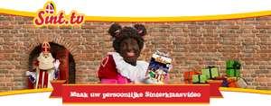 Gratis  Sinterklaas verjaardagsvideo door code (normaal €4,95) @ Sint.tv