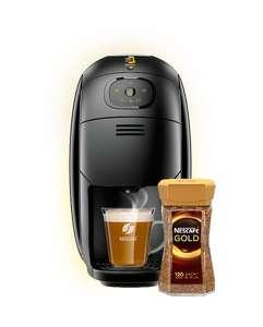 Nescafé Gold-barista-machine gratis bij aankoop van 6 potten