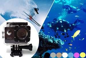 Sport HD 1080P Action camera   Voor al je actievideo's en foto's