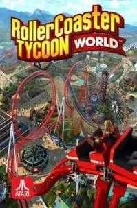 Rollercoaster Tycoon World (Steam key) voor €4,85 @ CDkeys