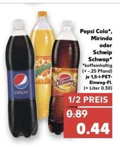 [Grensdeal DE] Alle Pepsi 30 cent/ liter @ Kaufland
