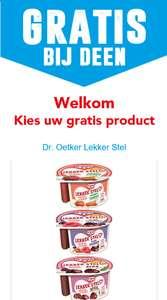 Probeer GRATIS Dr. Oetker Lekker Stel @ Deen
