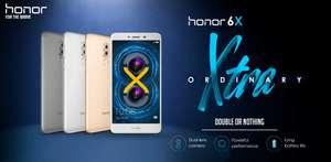 Honor 6X 32GB smartphone (tijdelijk) voor €224,10 @ VMall