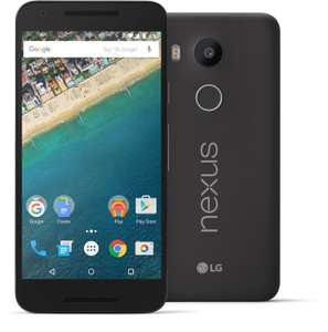 Smartphone Sale (o.a. LG Nexus 5X  32GB Black voor €199 @ Phonehouse/Typhone