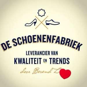 -50% op alles bij DeSchoenenfabriek.nl