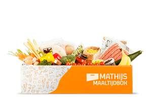 Familiebox met 4 maaltijden @Mathijsmaaltijdbox.nl