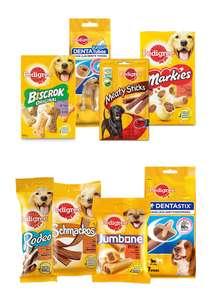 Gratis Pedigree Snack t.w.v €4 (geld-terug) @ Pedigree