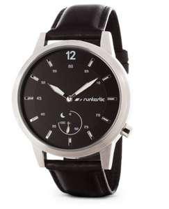 Runtastic Moment Classic (zwart) voor €74,50 @ Afuture