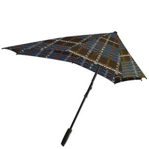 Senz stormparaplu Smart bombay tartan voor €16,48 @ Duifhuizen