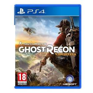 Ghost Recon Wildlands PS4 @AllYourGames