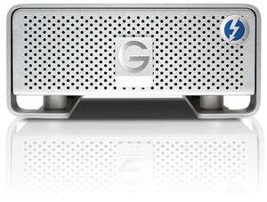 G-Technology G-Drive Pro met Thunderbolt (2TB) voor €269,10 @ Cameratools
