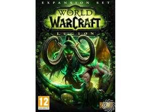 World Of Warcraft - Legion | PC voor €16,98 @ Mediamarkt.nl