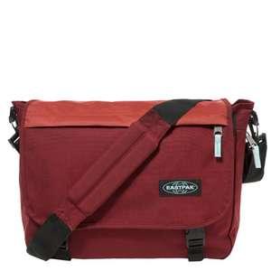Eastpak Delegate Schoudertas combo (merlot) voor €35 @ Travelbags