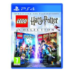 LEGO Harry Potter: Years 1-7 Collection PS4 @ MyMemory.co.uk