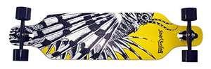 StreetSurfing Freeride 39 Dragon Longboard 99 x 25 cm (geel) voor €62,99 @ Amazon.de