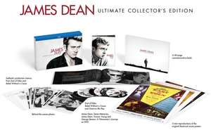 James Dean (Ultimate Collector's Edition) Blu-Ray voor €8,99 @ WOW HD