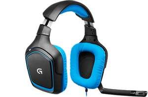 Logitech G430 Surround Sound Gaming Headset (PC/PS4) voor €25,67 @ Amazon.de