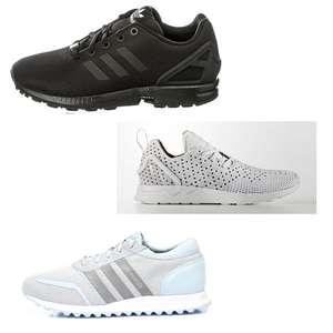 Diverse sneakers (o.a. adidas ZX Flux voor €29,46) met hoge kortingen @ Stylepit