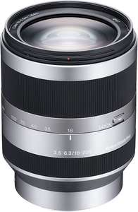 Sony E18-200mm f3.5-6.3 voor €499 @ Cameratools
