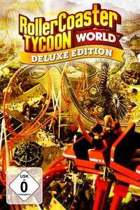 [FOUTJE?] RollerCoaster Tycoon World Deluxe Edition (Steam key) voor €1,64 @ Amazon.de
